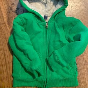 Toddler Boys Gap Hooded lined Jacket